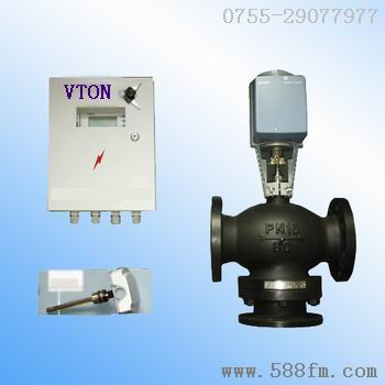 进口电动温度调节阀的安装说明与价格