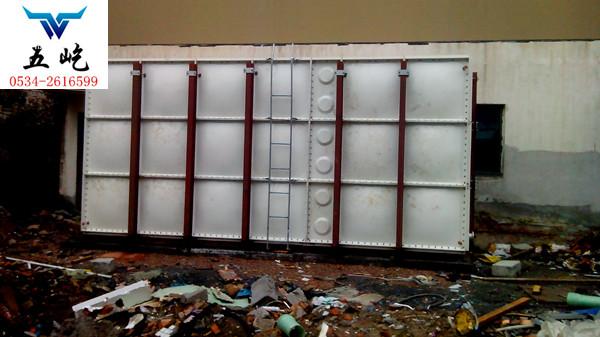 组合式玻璃钢水箱多少钱一吨?