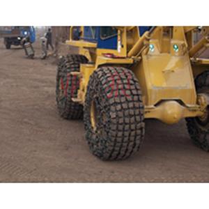 天津市亚狼专卖隧道铲运机1000-20轮胎保护链