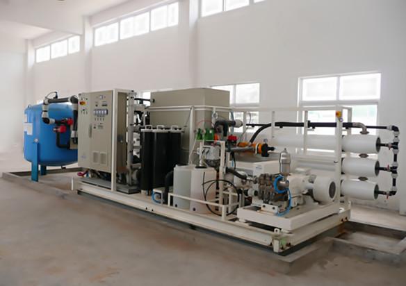 海水淡化设备、海水淡化装置