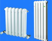 天津钢制柱式散热器;钢二柱散热器