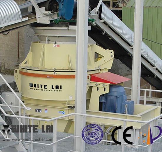 高产量砂石生产线制砂机