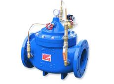 00X水泵控制阀