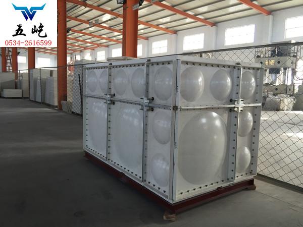 玻璃钢生活水箱质量好-五屹水箱教你如何选购质量够硬产品
