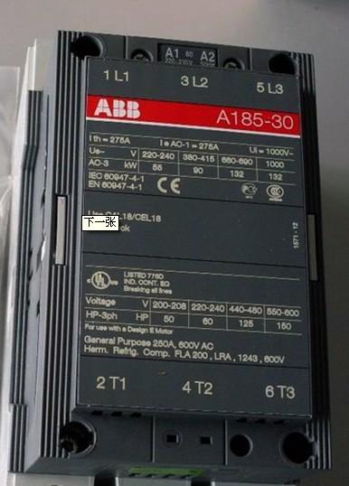 安徽_合肥_ABB接触器一级代理商、经销商、现货