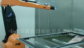 喷涂工业机器人
