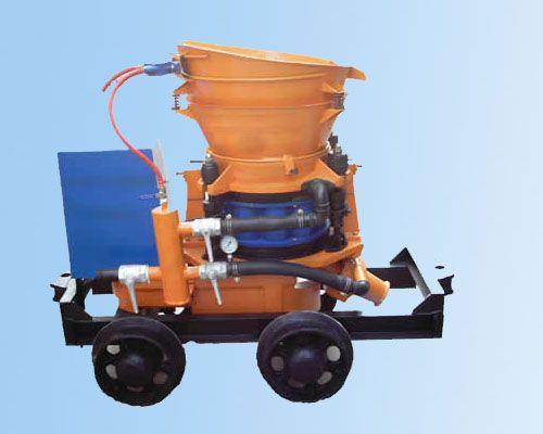 HSP-7型防爆矿用喷浆机 混凝土机械类型喷湿机