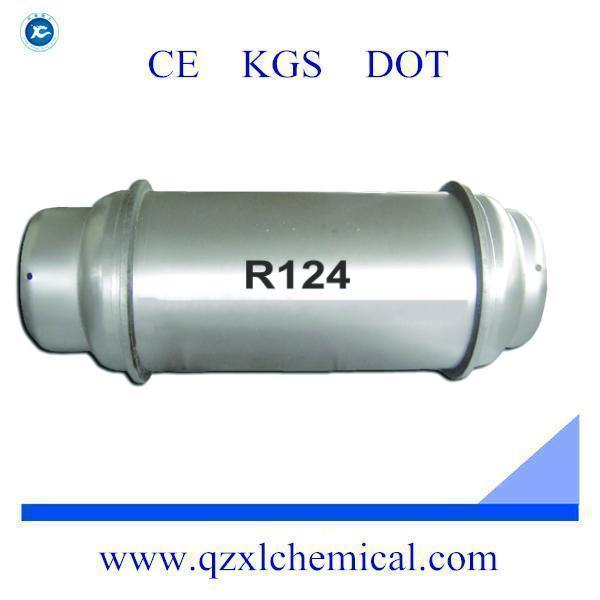 制冷剂R124(四氟一氯乙烷)