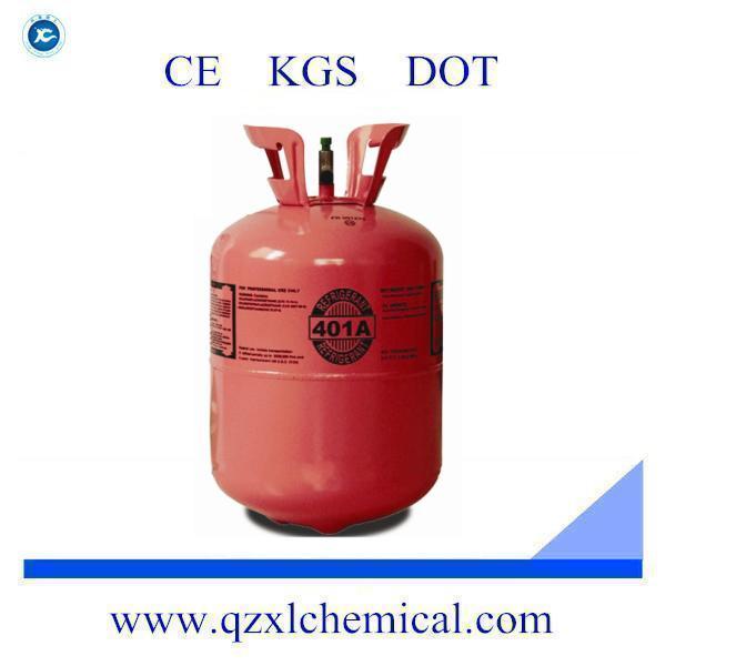 混合制冷剂R401A