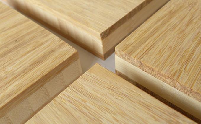 百利出口多规格竹板材