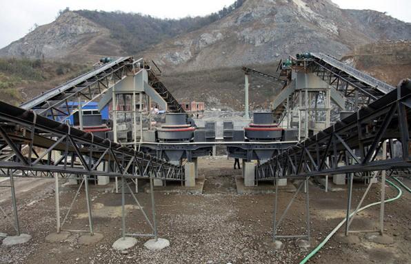 不敢有一丝松懈的利川砂石生产线成套设备