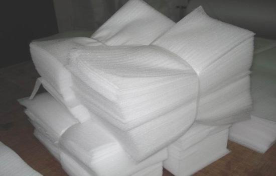 厂家直销 专业生产各种包装袋 珍珠棉成型棉袋