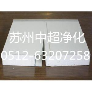 机房专用墙板 机房彩钢板 夹芯彩钢板 钢板厚度0.426