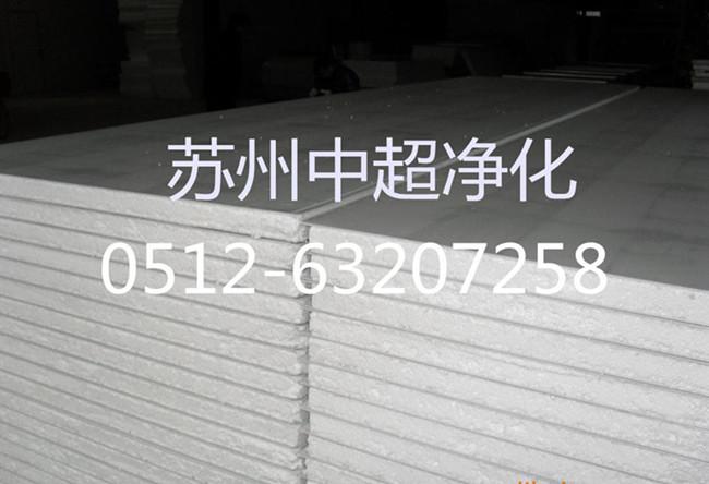 彩钢夹芯板价格 100厚度 彩钢板隔面 最便宜彩钢板