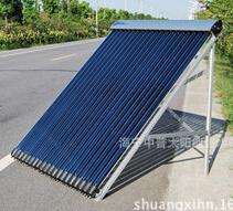 高品质一体平板太阳能热水器 承压式工程集热器