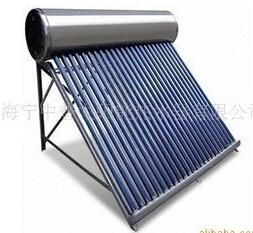 低价出售 豪华型全不锈钢除垢太阳能热水器 别墅太阳能热水器