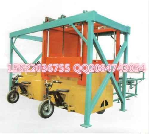 内蒙古呼和浩特制砖机 叠板机