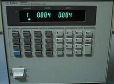 采购N3301A直流电子负载主机600W 2槽
