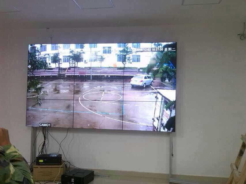 晋城46寸3.5mm大屏幕液晶拼接屏