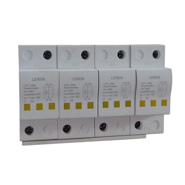 开关型一级电源防雷器