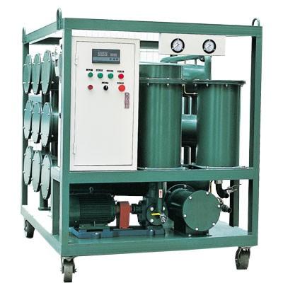 新疆变压器绝缘油真空滤油机