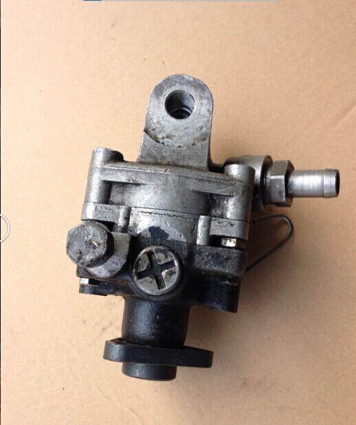 02年A8奥迪2.8排量的助力泵拆车件,奥迪配件