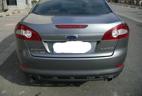 09年的福特致胜全车拆车件,后尾灯,后备箱盖拆车件