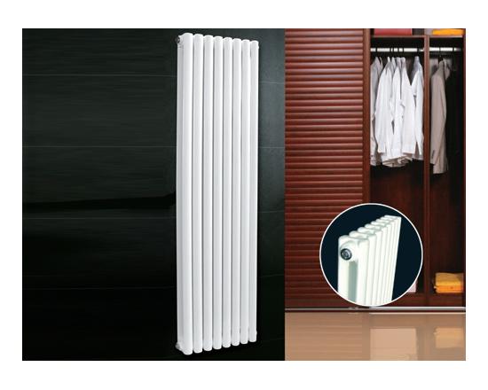 天津钢制暖气片:钢制一体片头50x25散热器