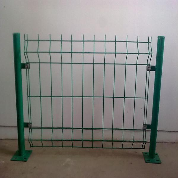 高速公路护栏网 车间隔离栅 工厂防护网 围墙网 围栏网 桥梁防抛