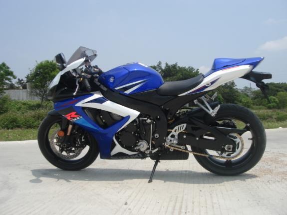供应铃木GSX-R750摩托车批发