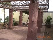 对紫砂岩进行养护的重要性
