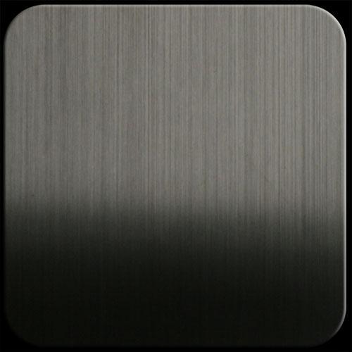 304不锈钢黑钛板