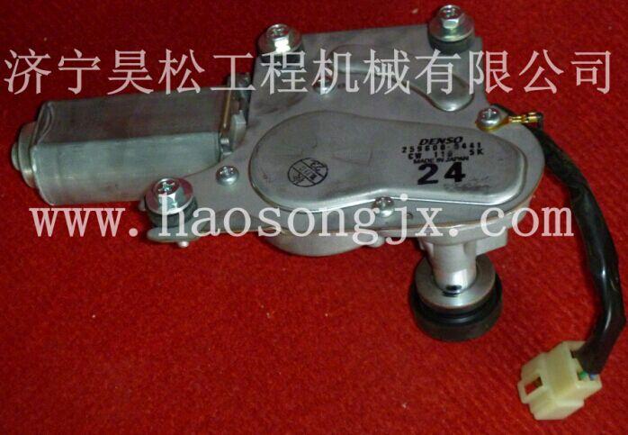产品说明:现货供应纯正小松pc60-7雨刷马达供应小松挖掘机电器件:小松