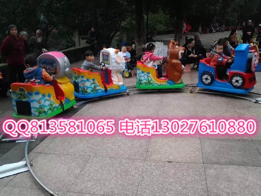 玩具小火车 游艺设备小火车 广场小火车 儿童小火车