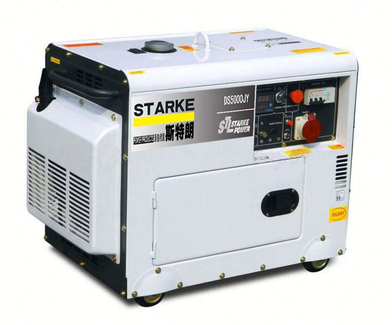 静音型柴油发电机6KW