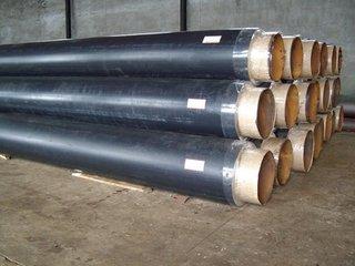 河北聚乙烯热水发泡管道 优质预制冷水保温管厂家