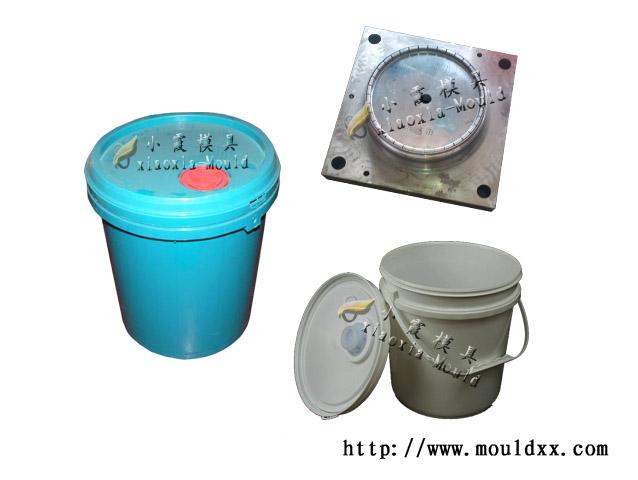 塑料模具20升化工桶塑料模具