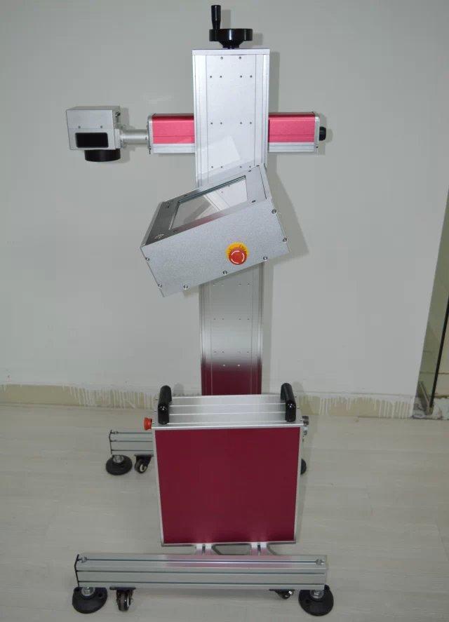 广州厂家直接供应优质全自动镭射激光打标机 应用于钟表等行业