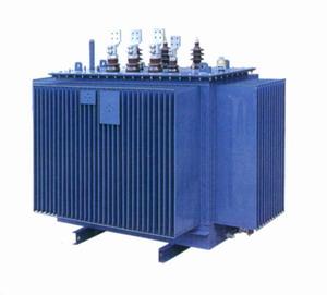 哈尔滨变压器S11-80KVA