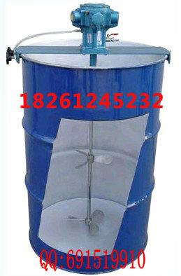 加药桶用立式搅拌机厂家    水处理加药搅拌机