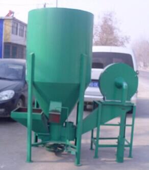 饲料加工设备牛羊养殖饲料搅拌机厂家