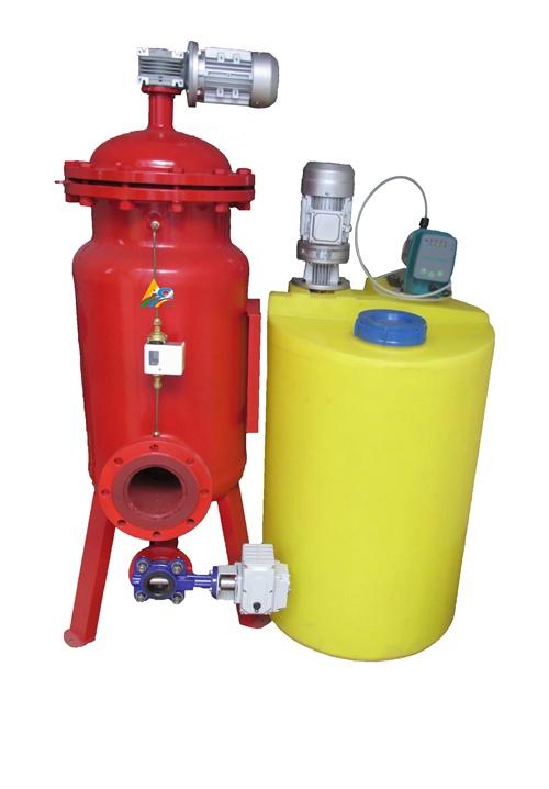澳强全程物化水处理器