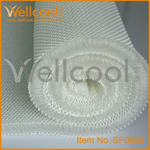广东 3d网眼布 3d床垫材料厂 床垫面料