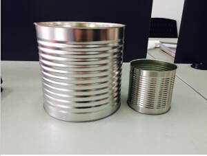 供应 铝制包装罐 金属罐 8# 直径为 8cm
