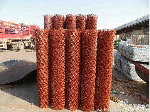 出售高质量重型钢板网