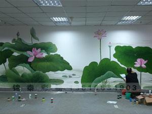 家装墙体彩绘