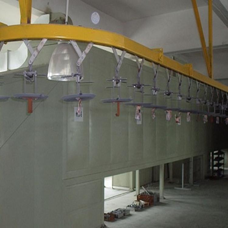 粉末静电喷涂生产线
