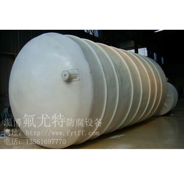 四氟管道防腐