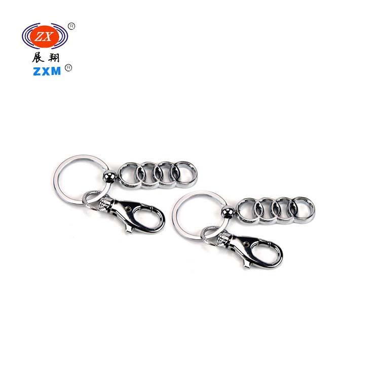东莞展翔厂家供销各种五金钥匙圈 不锈钢钥匙环 精密钥匙扣等