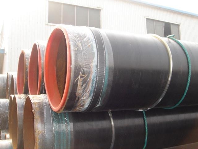 舟山3Pe加强级防腐钢管